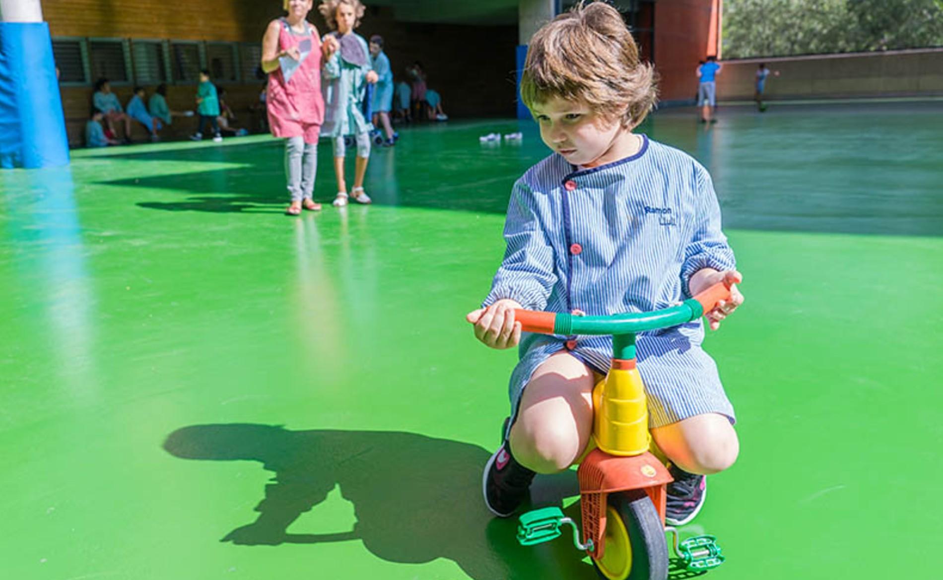 Escola Barcelona Discapacitat