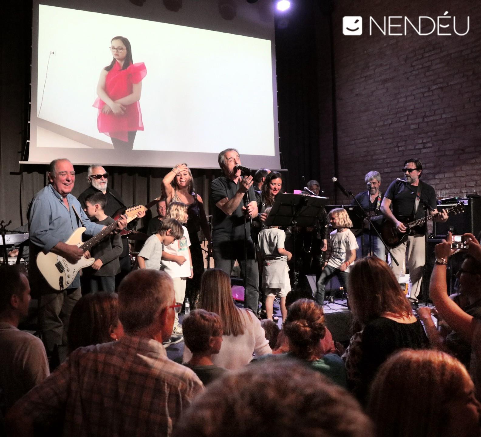 Fundacio Nen Deu Somos Estrellas - Concierto Rock Porfin Viernes