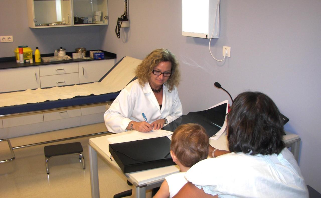 Consultorios Médicos Nen Deu