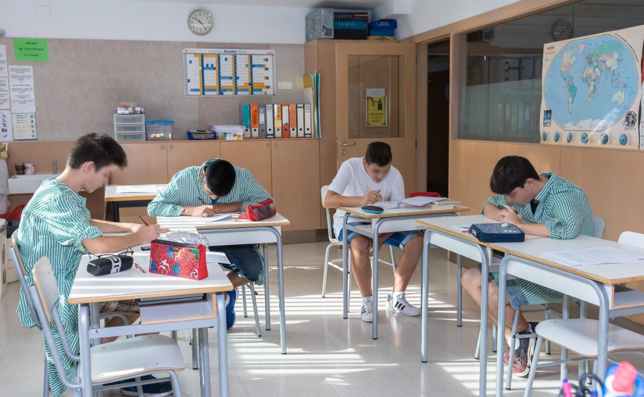 Escola educació especial Nen Deu