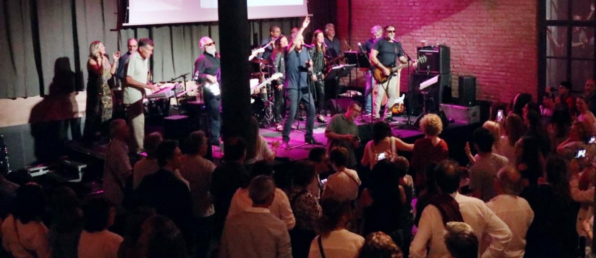 Concert Rock Por Fin Viernes Fundació Nen Déu
