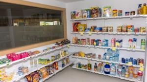 Simulación de supermercado Fundacio Nen Deu